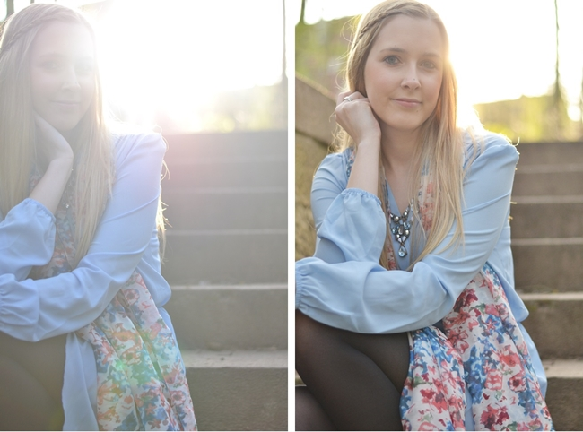 Outfit babyblaues Kleid (10)
