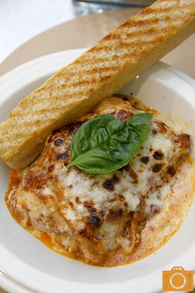Cibo Lasagna Classico