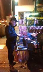 Late Night Food Vendor