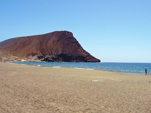 Playa La Tejita, El Medano, Tenerife