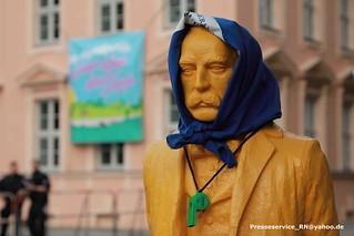 2016.05.23 Neuruppin AfD Kundgebung  und Proteste (1)