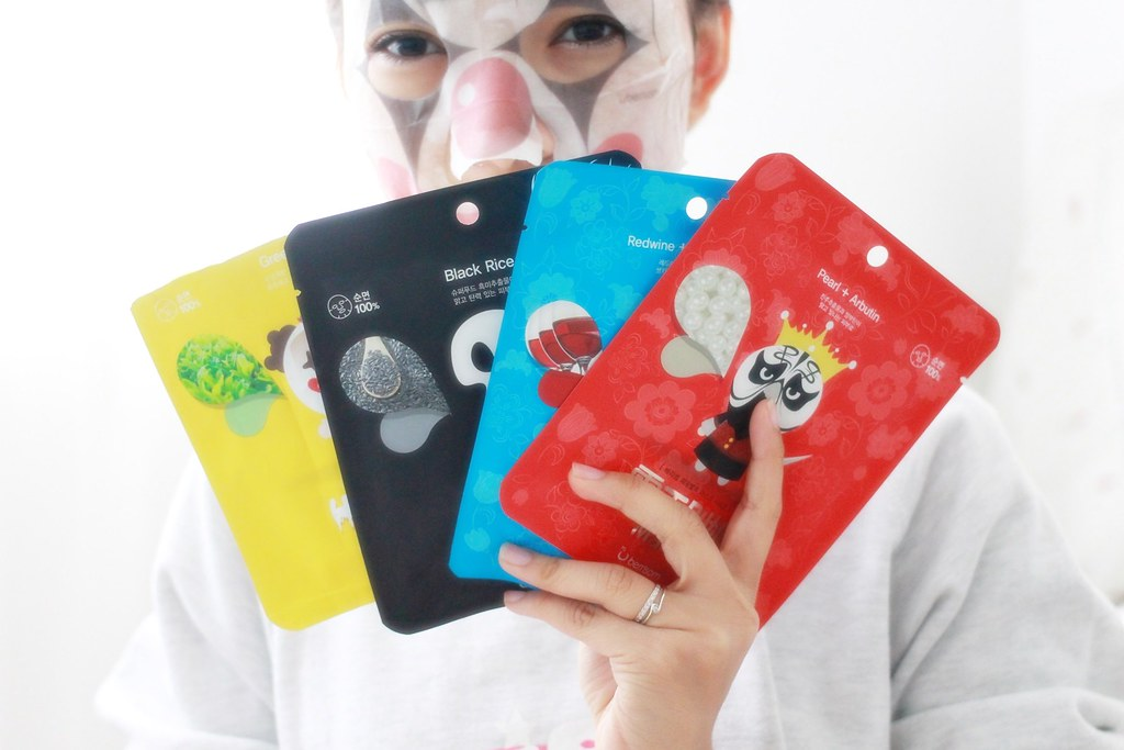 Berrisom Horror mask 2