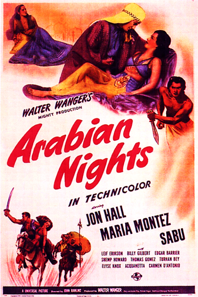 Arabian Nights - Poster 2