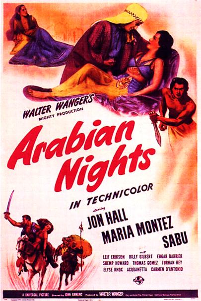 Arabian Nights - Poster 2