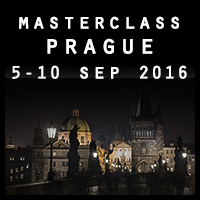 Prague Masterclass 5-10 Sep 2016