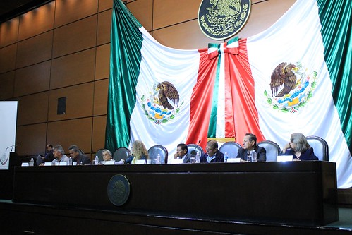 El día 24 de mayo se llevó a cabo el Foro: Las continuas violaciones a los derechos humanos en México: De la guerra sucia a Iguala en la H. Cámara de Diputados.