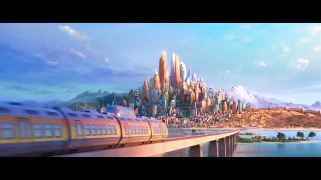 Zootopia 2016 3D-Animated