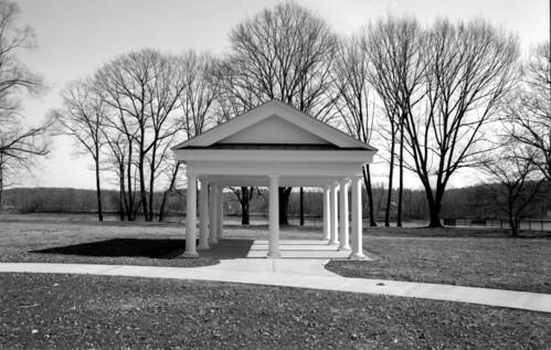 Halfmooon park gazebo, Halfmoon, N.Y.