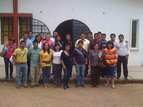 Certificate in Youth ministry - Oaxaca