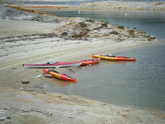 Boats before Launch