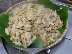 時令鮮蔬桂竹筍。
