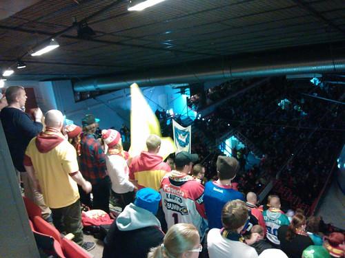 HIFK 1 - 3 Jokerit