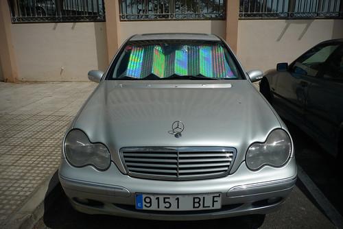 Mercedes Shade