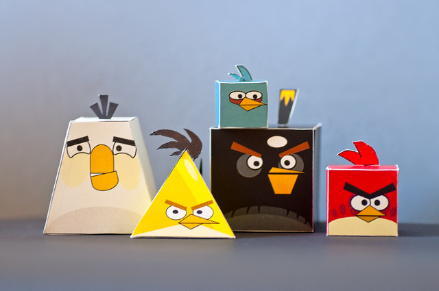 6895304836 47b11631e6 z 19 of the Most Adorable and Bizarre Papercraft Creations