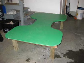 green table 2