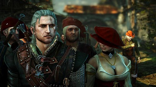 CD Projekt Releases Animated Feature that Recaps Witcher 1
