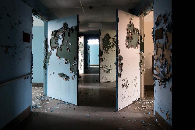 Hudson River State Hospital - Poughkeepsie, NY - 2012, Mar - 15.jpg