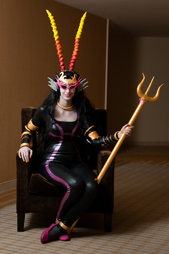 Homestuck cosplay by Maddy