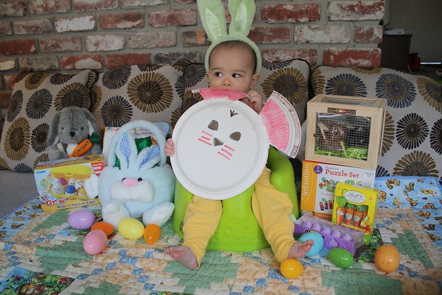 Vincent's First Easter