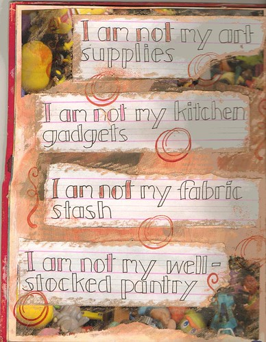 i am not my stuff - lhs