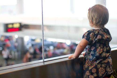 vivi overlooking her airport kingdom