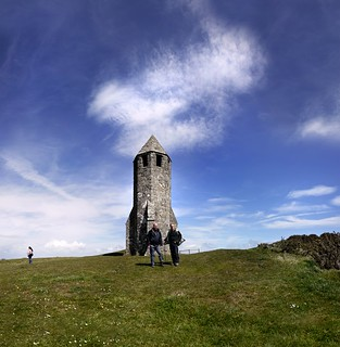 Wight sole walk St Catherines14 shot photo stitch