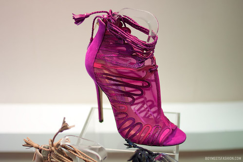 JIMMY CHOO AUTUMN/WINTER 2012 AW12 COLLECTION