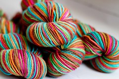 'bella' worsted BFL