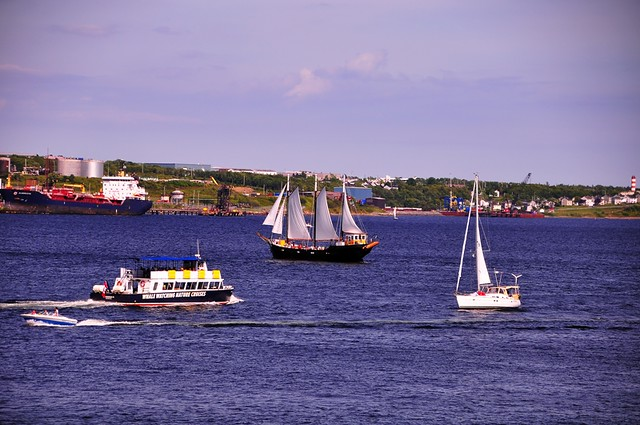 Halfiax Harbour, Halifax, Nova Scotia