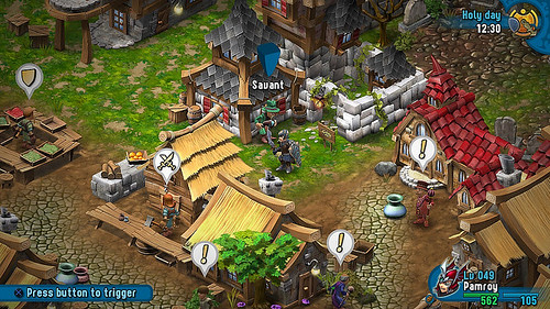 Strategy RPG Rainbow Moon Trailer Released by Sony