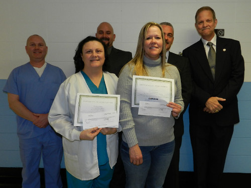 Tennessee nurses cited for professionalism and valor