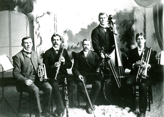 Jensen, Rex Band 1904