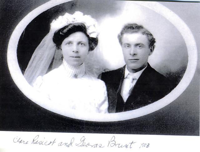 Brunt, George Clara Rasicot