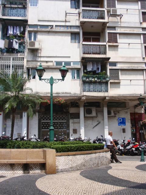 Macao tenements