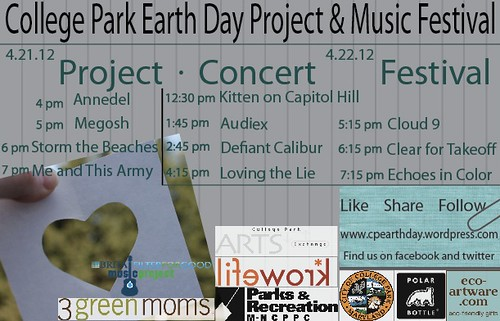 College Park Earth Day