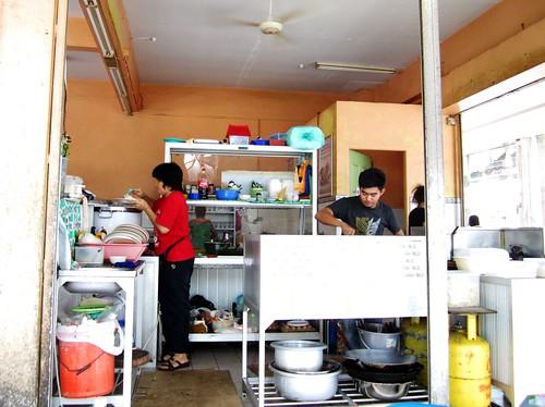 SoonLuLai Muslim stall
