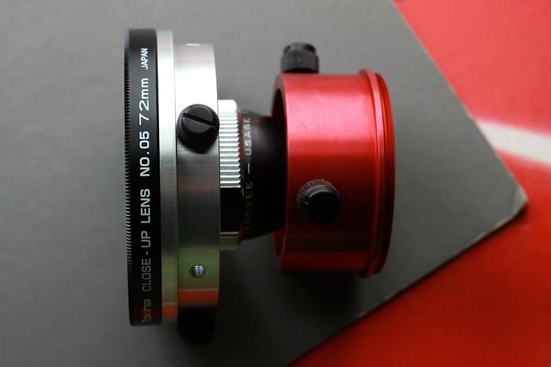 baby hypergonar and redstan.com small clamp