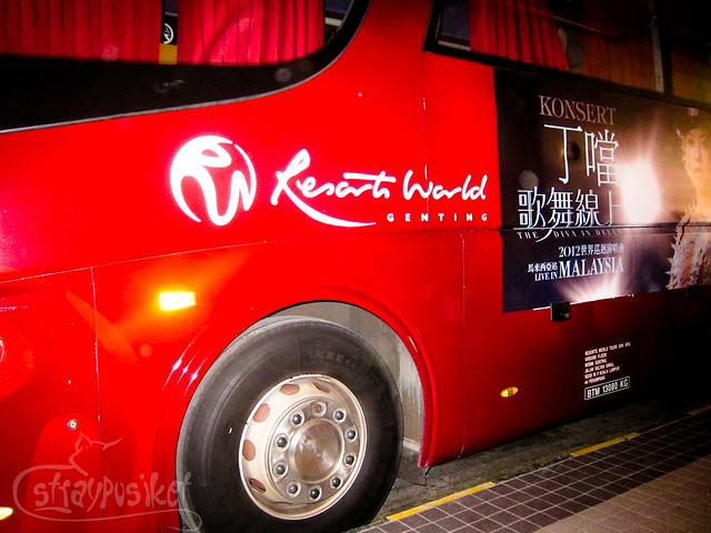 Genting Bus