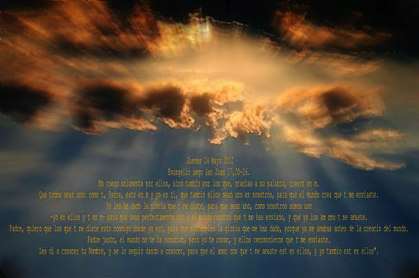 juan 17 20: