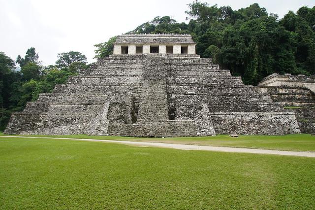 Palenque: Temple of Inscriptions // Tempel der Inschriften