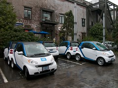 To and fro: Visualizing car2go migratory patterns in Portland