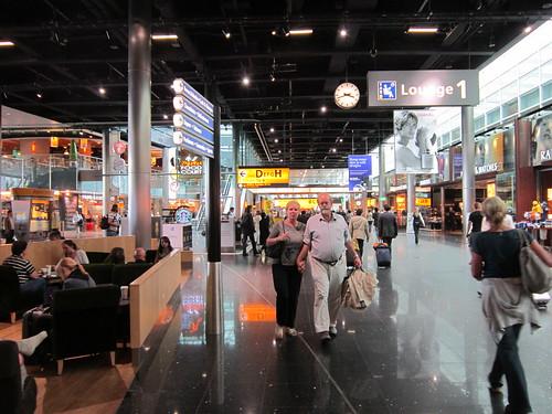 アムステルダム空港  2012.5.31 by Poran111