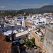 Chefchaouen rooftop 2, Morocco with Panasonic GX1 and Lumix 7-14mm lens