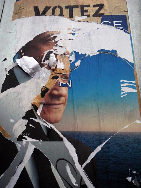 Sarkozy ripped