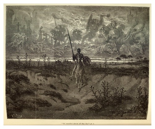 002-The History of Don Quixote-1864-1867-Gustave Doré- Texas A&M University Cushing Memorial Library