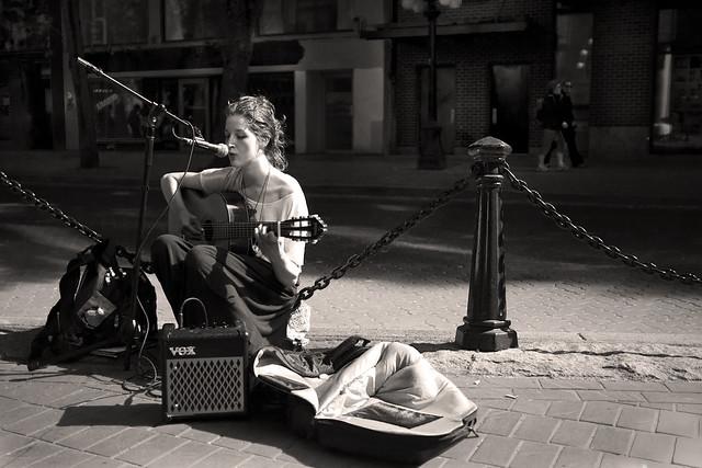 The Street Girl