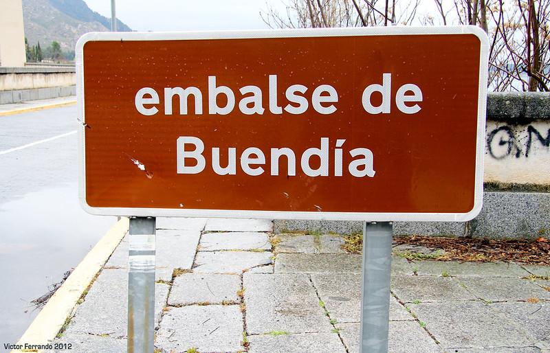 Embalse de Buendía - Cuenca