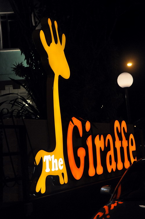 The giraffe cafe at klang and rm100 food giveaway big for Food bar giraffe