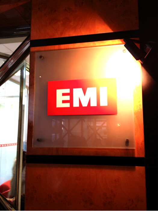 Ryan McGonagill blog EMI offices