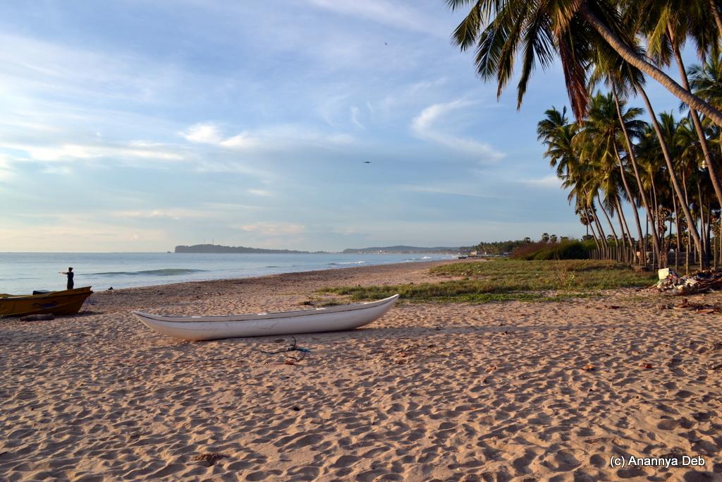 Trincomalee пляж